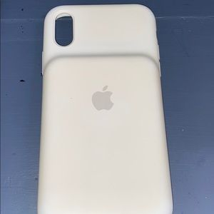 apple charging case iphone xr